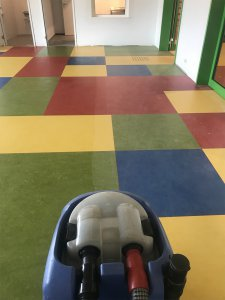 sprzątanie sali